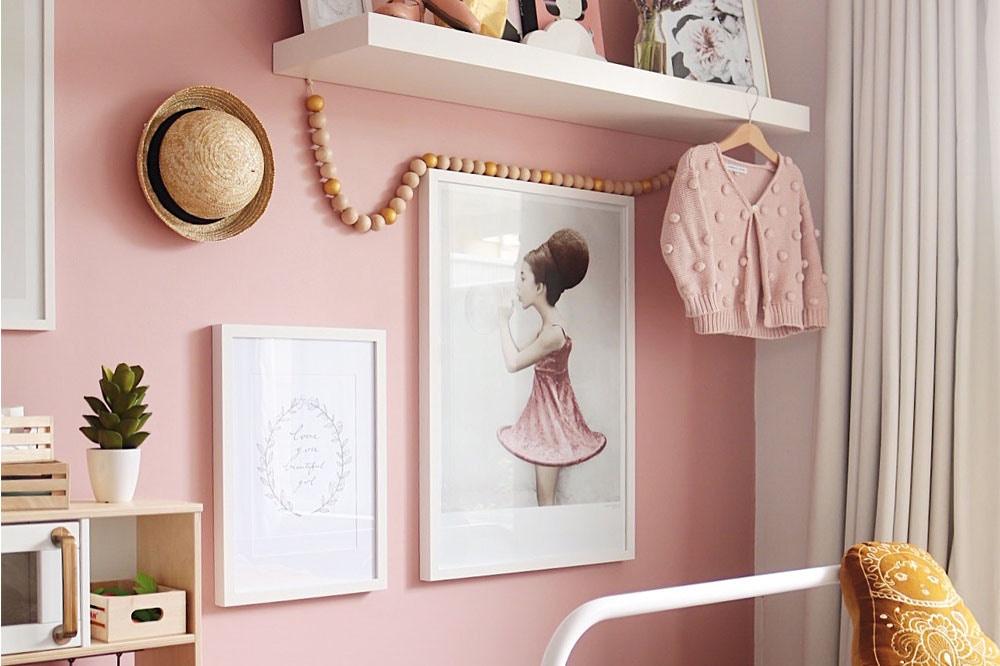 Flower Child Bedroom