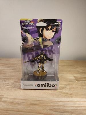 Dark Pit Amiibo Smash Bros