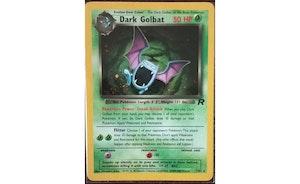 Pokemon TCG Team Rocket Dark Golbat Holo #7