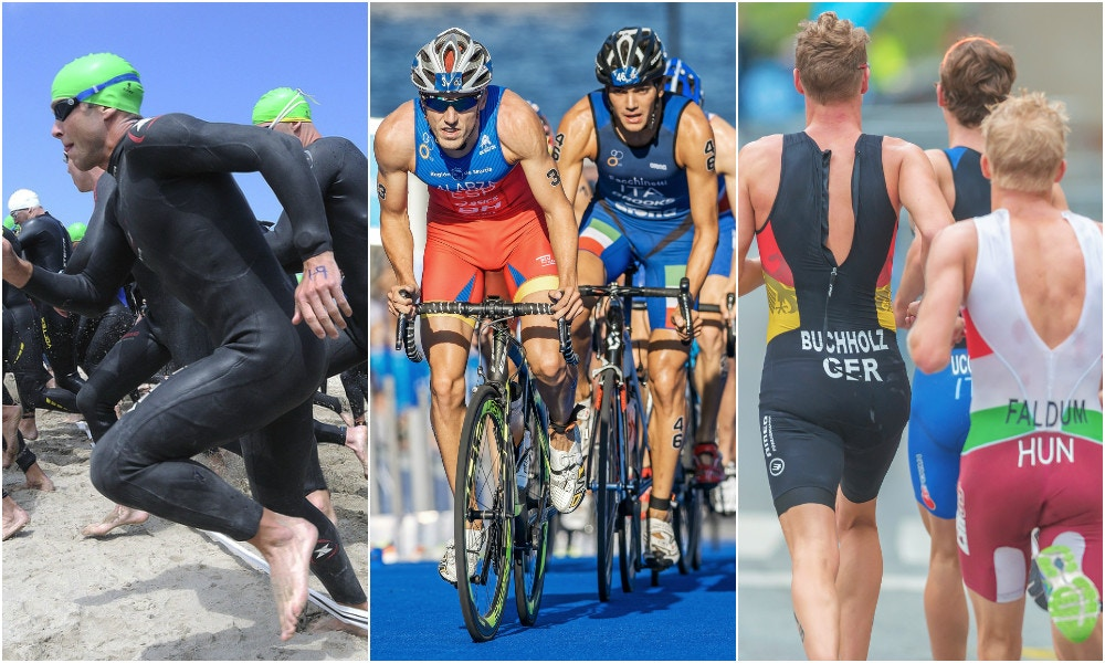 Triathlon Formats Explained