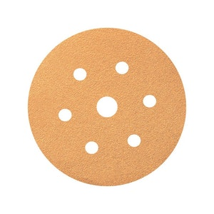 Smirdex Velcro Discs 7 Hole 150mm - Pack of 50