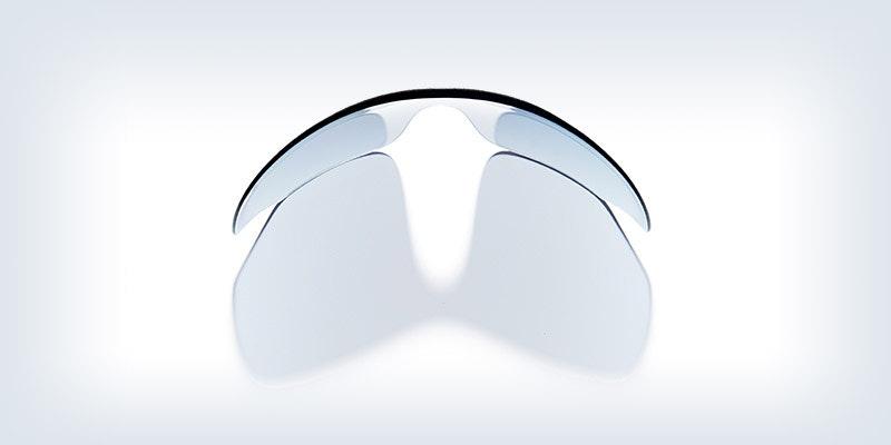Curved Lenses