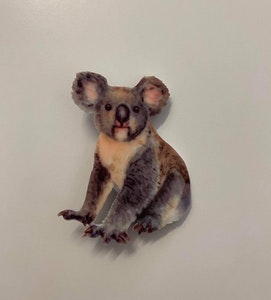 Totally Inspired Creations Katie the Koala Brooch