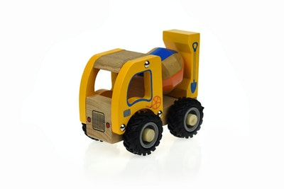Koala Dream KD WOODEN CEMENT TRUCK
