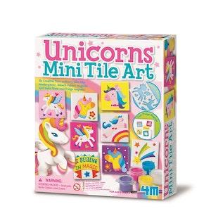 4M - Unicorns Mini Tile Art