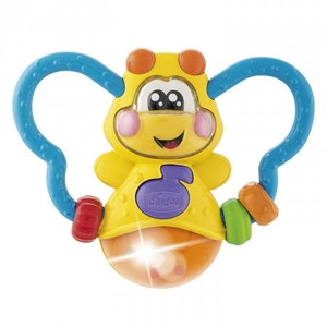 Chicco Lighting Bug Plastic Rattle