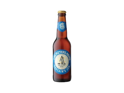 Cricketers Arms Captain's IPA Bottle 330mL