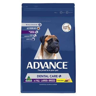 Advance Dental Care Large Breed Adult Dry Dog Food 13Kg