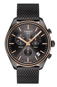 Tissot PR 100 Chronograph - Anthracite