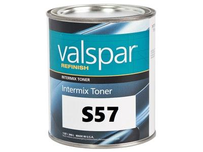 Valspar Refinish S57 Fine Aluminium 1Qt