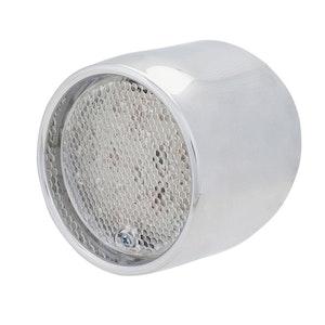 Chrome Flush Mounted LED Tail Light