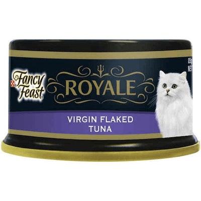 Fancy Feast Royale Virgin Flake Tuna Wet Cat Food