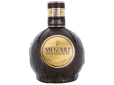 Mozart Dark Chocolate Liqueur 500mL