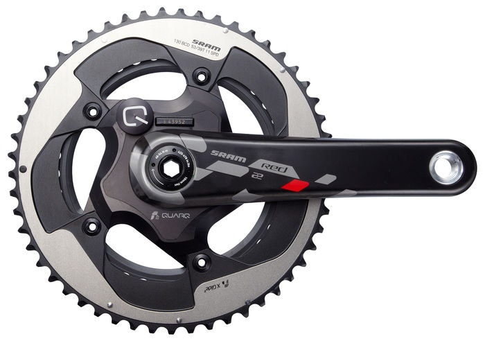 display SRAM RED Quarq 22 Power Meter