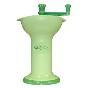 green sprouts Baby Food Mill - Sage