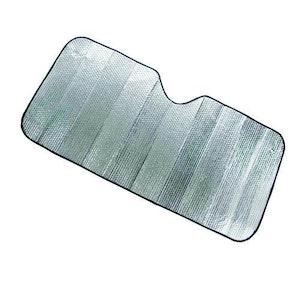 Reflective Sun Shade - X-Large (150Cm X 80Cm) | Silver