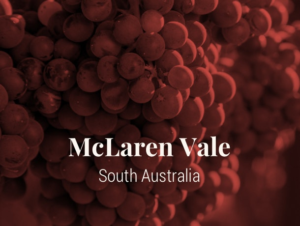 McLaren Vale SA Wine Region