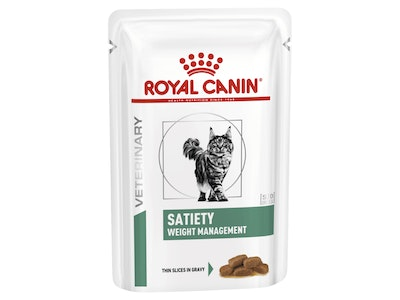 Royal Canin Veterinary Diet Cat Satiety Weight Management 12 x 85g
