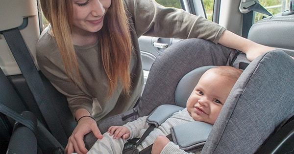 Your guide to choosing a car seat