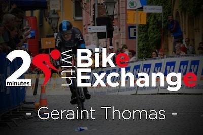 Geraint Thomas im Interview