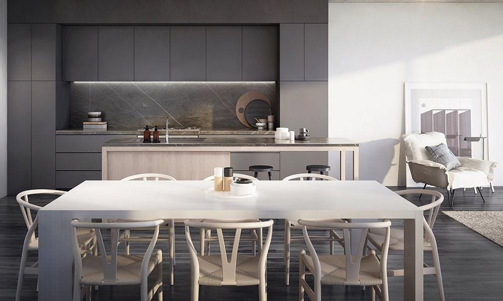 The Social Kitchen - An Evolution of Open Plan Design