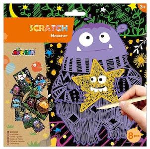 Avenir - Scratch - Monster