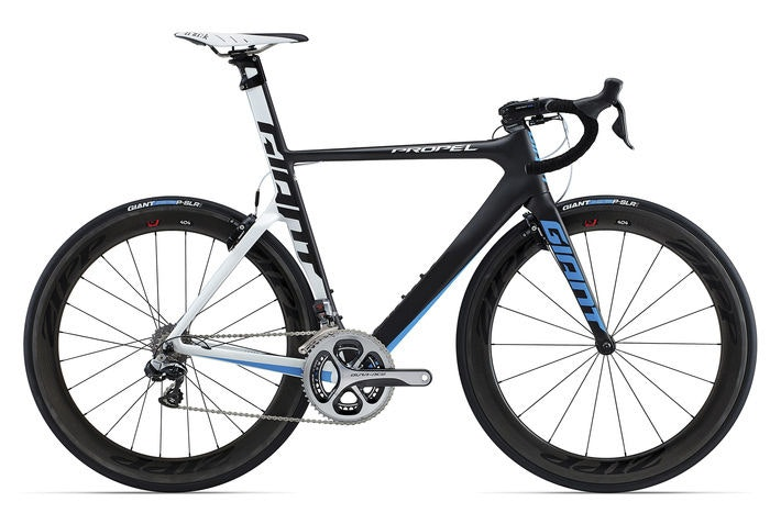 4 display Giant Propel Advanced SL0 2015