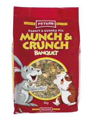 Peters Rabbit Munch/Crunch 4kg