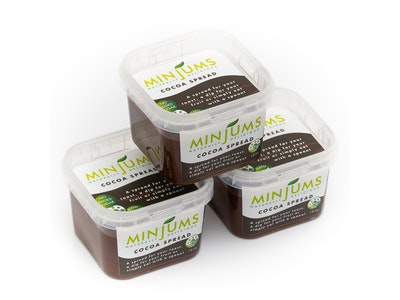 Minjums Cocoa Spread (3 pack)- 3X180g