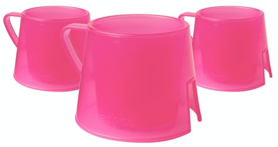 Steadyco Steadycup 3pk Pink