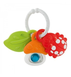 Chicco Nature Friends Plastic Rattle