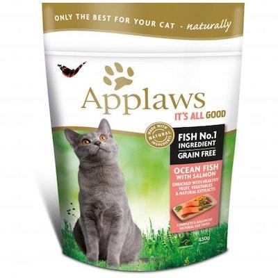 Applaws Dry Cat Food Ocean Fish 450g