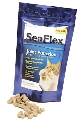 Seaflex Cats Joint Function Health Supplement 100g