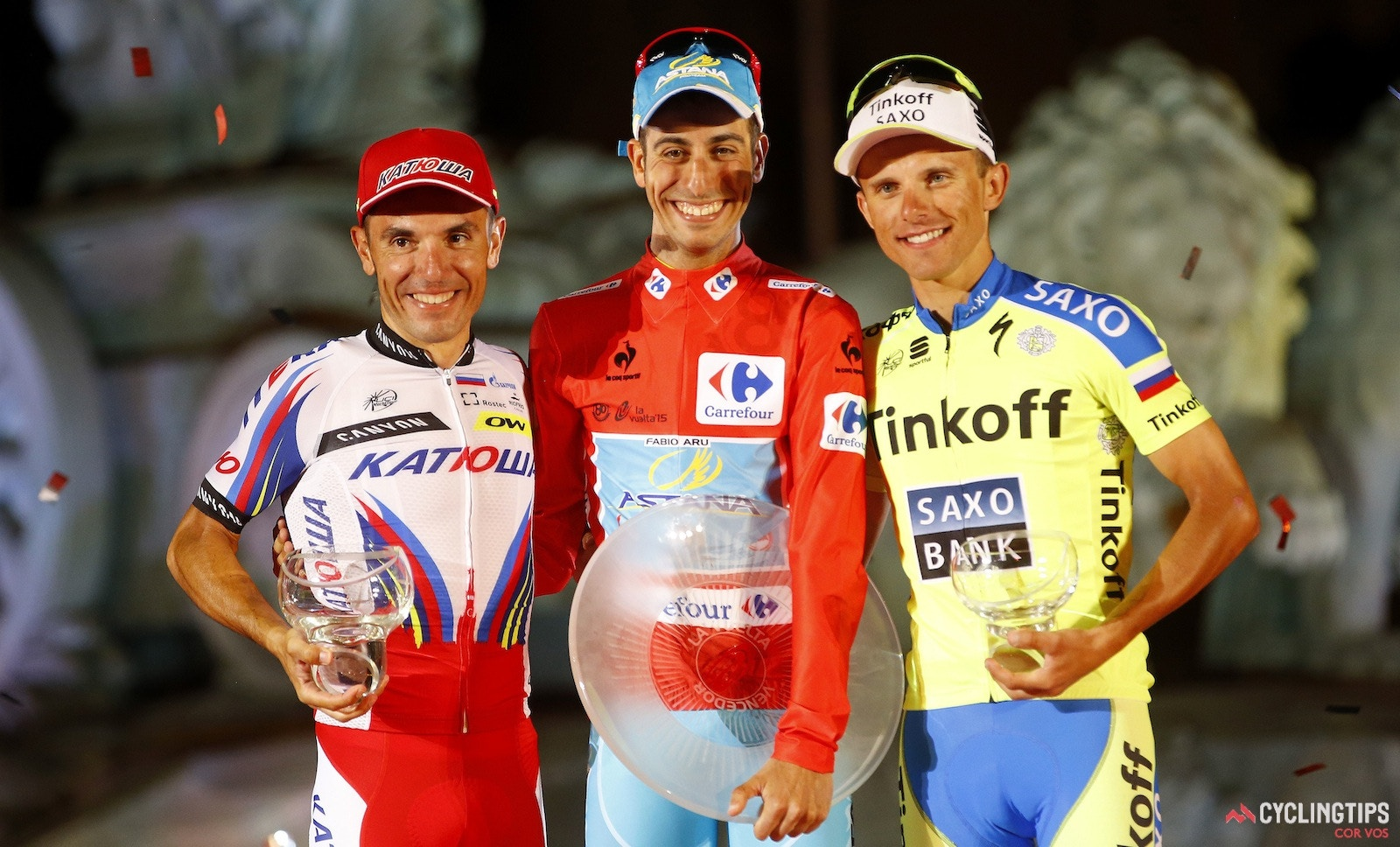Preview: What you should know about the 2016 Vuelta a España