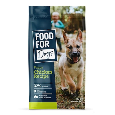 Food For Dogs Puppy Chicken Recipe Dry Dog Food