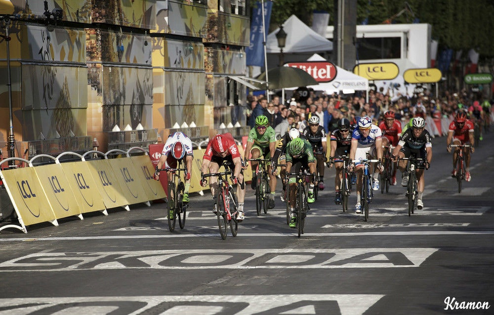 fullpage Tour de France sprint Kramon 1