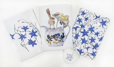Holly & Bud Gift bundle - Canberra Bluebells