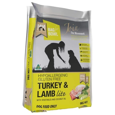 MEALS FOR MUTTS Lite Adult Turkey & Lamb Dry Dog Food