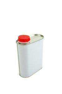 1Lt Metal Solvent Flask Carton of 96