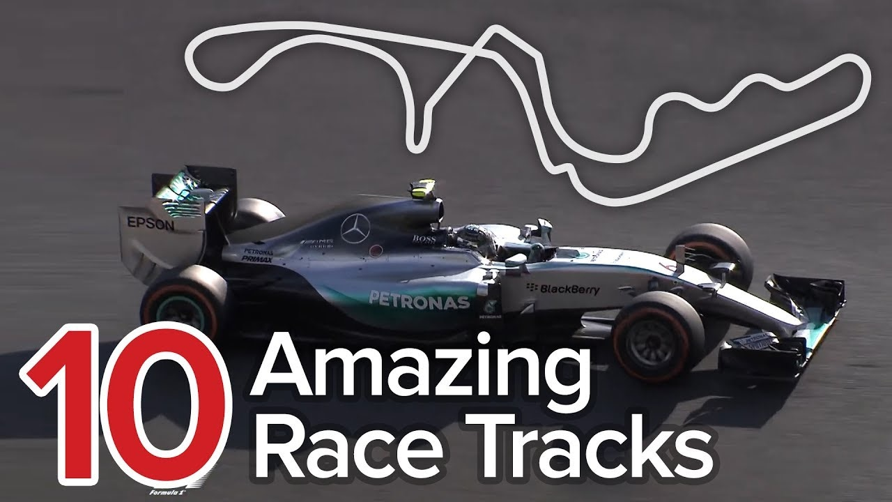 The Best Race Tracks In The Friggin' World