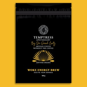 Temptress Apothecary WOKE – Artisan Coffee without the Coffee