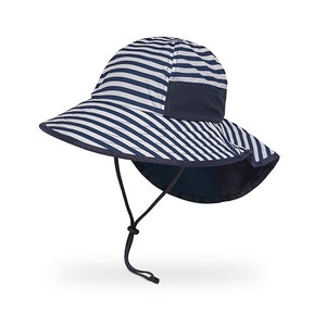 Sunday Afternoons Kids Play Hat (navy stripe)