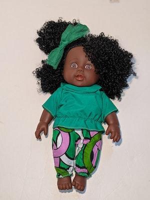 Designed by Florence Bolanile Ima Doll