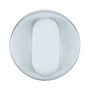 Yale Simplicity Series YSH7SS inner turn knob escutcheon in 304 stainless steel finish