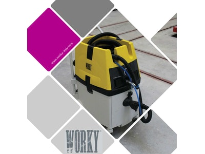 Worky DMOB2 Dust Extraction Mobile Service Unit