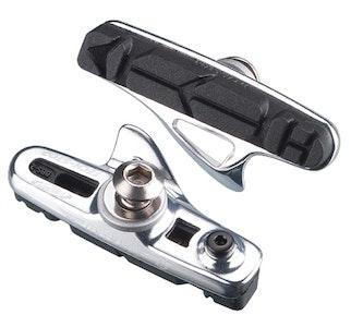 Techstop Cartridge Silver/Black Pads (2 Pairs) BBS-22S