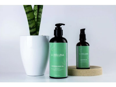 Luxeluna Face and Body Luxurious Body oil