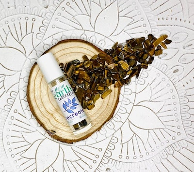 SOUL Self Care  Earth Collection Aromatherapy Blend - 'Recreate' - CLARITY + CREATIVE MOJO 2021