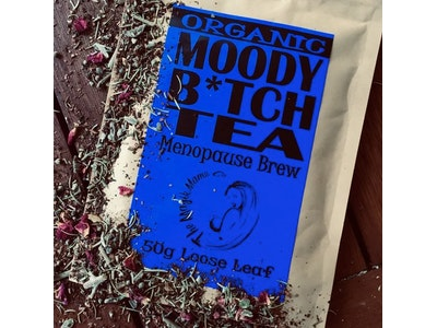 The Magik Mama Co Moody B*Tch Tea   Menopause Support