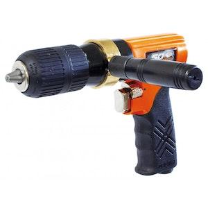 "Air Drill Pistol Keyless Chuck 1/2""Dr Reversible"